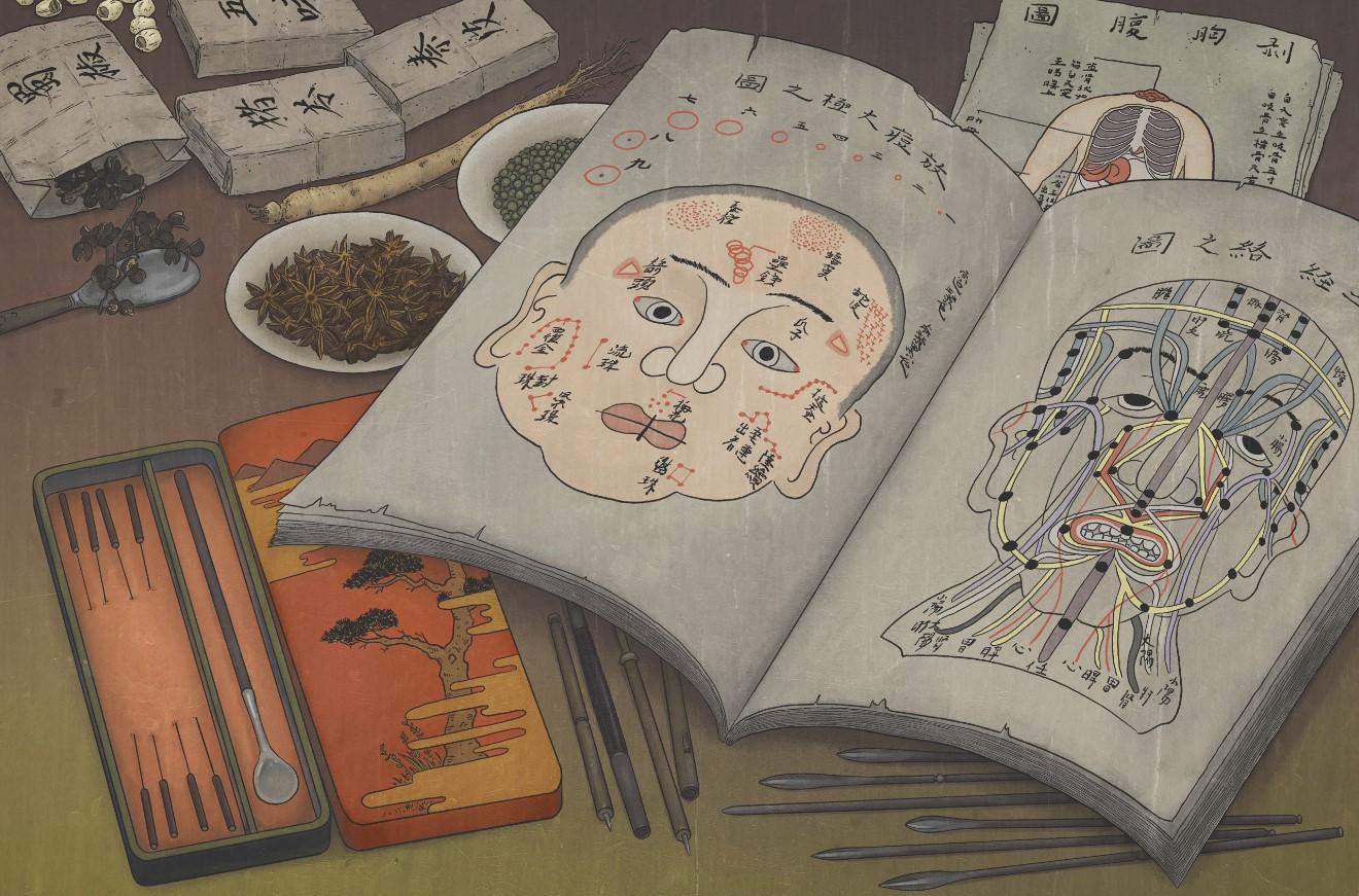 Featured image for A-Yokai-A-Day: Kanshaku