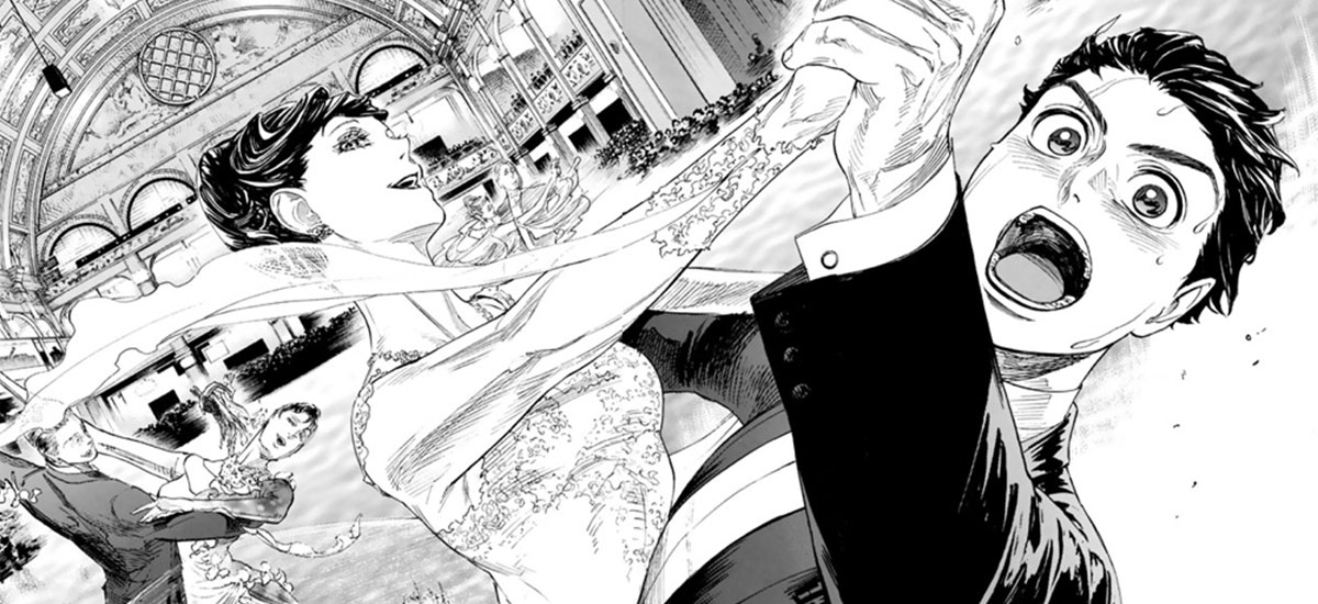 Featured image for 46. Welcome to the Ballroom by Takeuchi Tomo