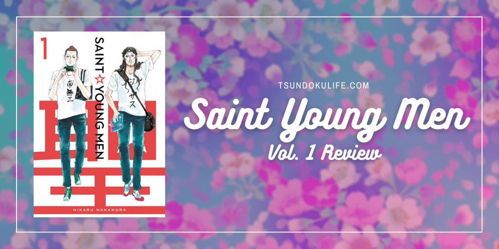 Featured image for Saint Young Men Volume 1 Review
