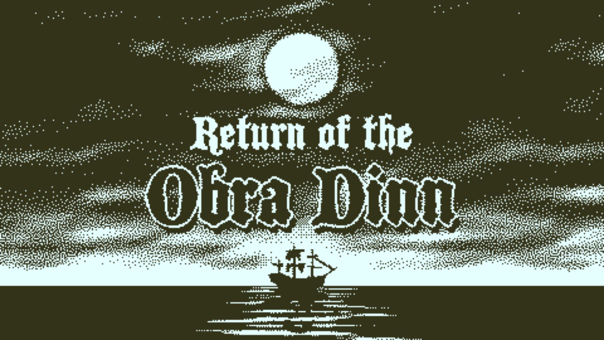 Featured image for Otafu Susume 17 – Seasick on Murder Boat (Return of the Obra Dinn)