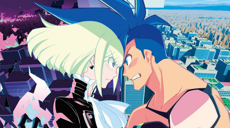 Featured image for Anibros Podcast Episode 138 – The Promare Episode