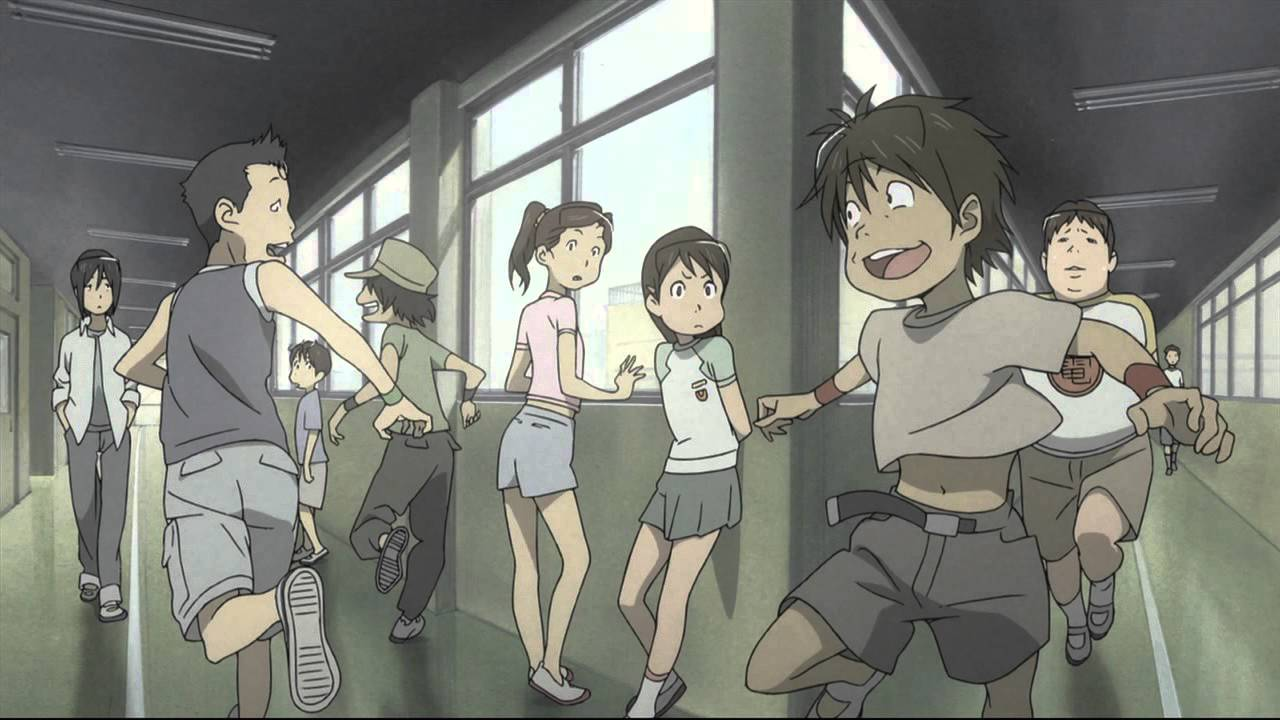 Featured image for Otafu Susume 37 – Darn Kids and Their Phones (Dennou Coil)