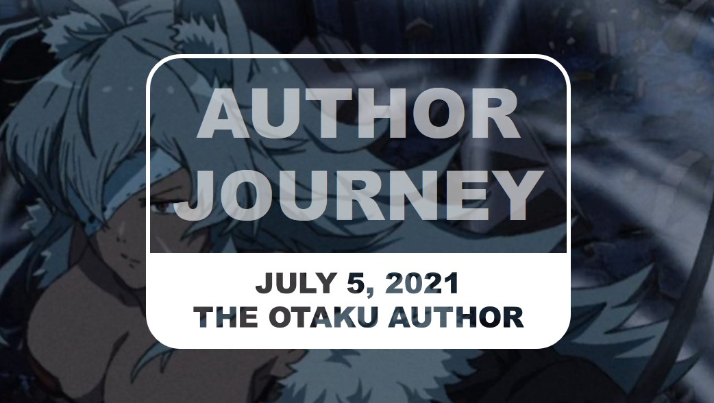 Featured image for Author Journey (July 5, 2021)