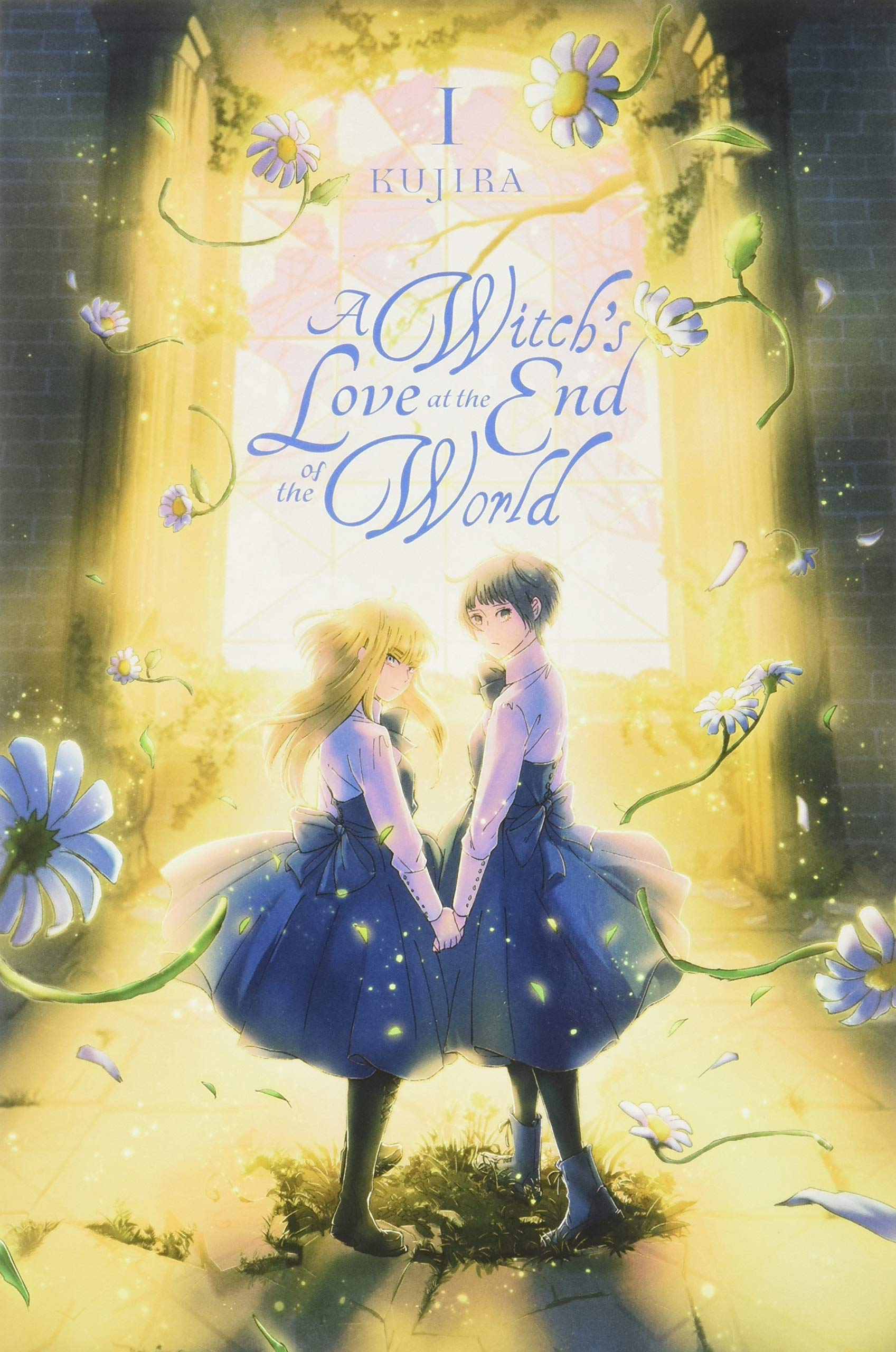 Featured image for Thoughts on A Witch's Love at the End of the World Volume 1
