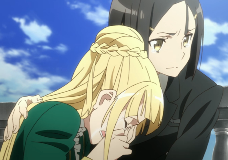 Featured image for Izetta: The Last Witch Episode 12: The Last Betrayal