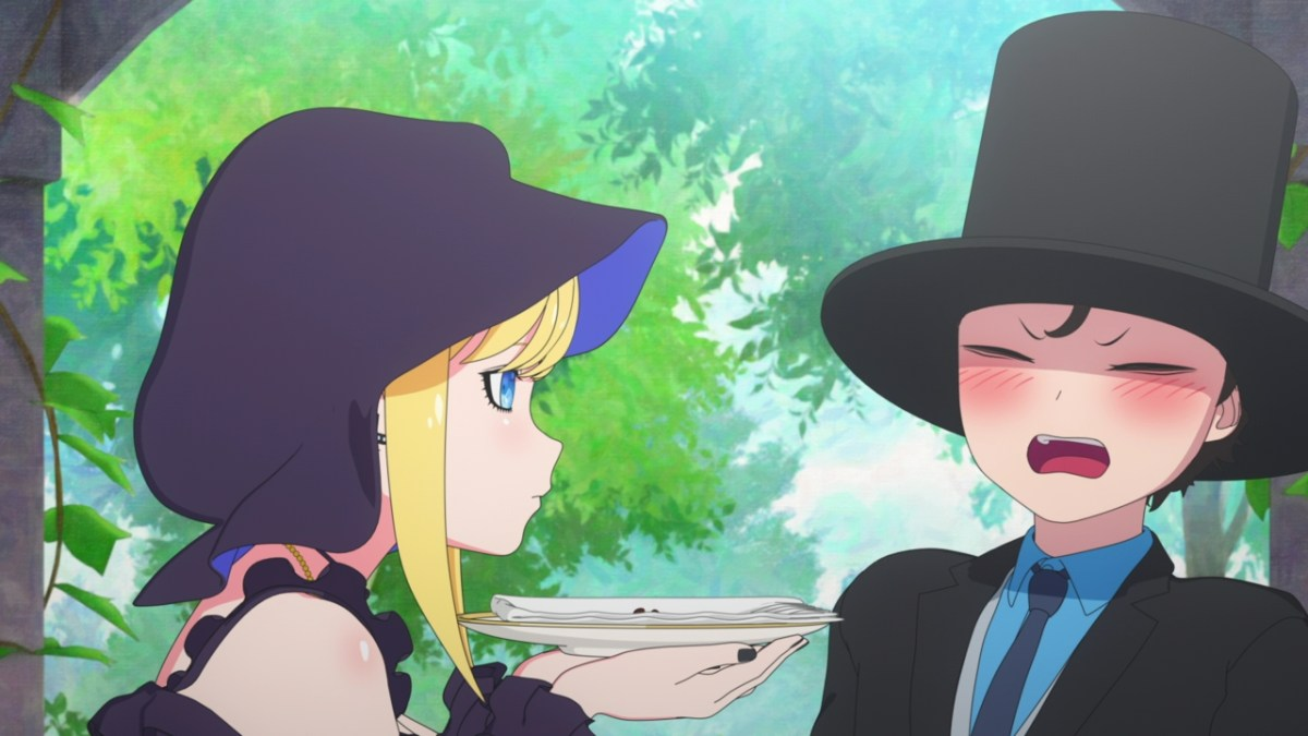 Featured image for Shinigami Bocchan to Kuro Maid Episode 1 (First Impression)