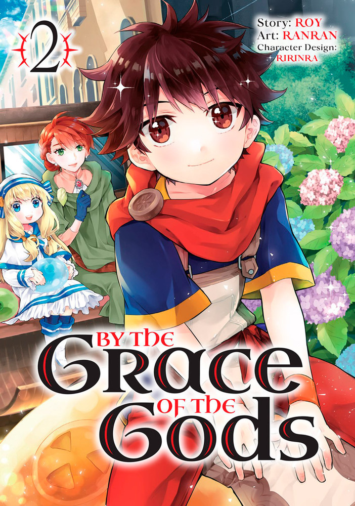 Featured image for By the Grace of the Gods Volume 2 Review
