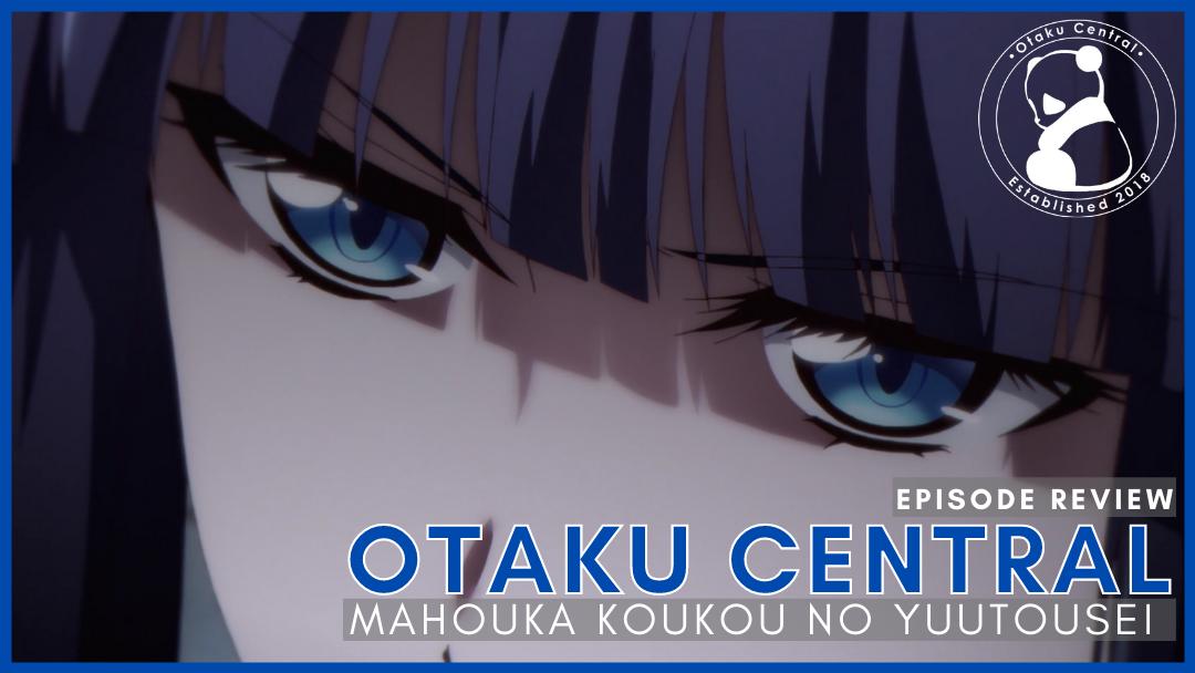 Featured image for Mahouka Koukou no Yuutousei | Episode 1 Review
