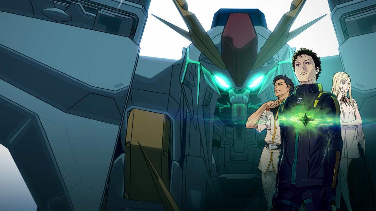 Featured image for Shukou Murase's Visual Masterpiece | Gundam: Hathaway