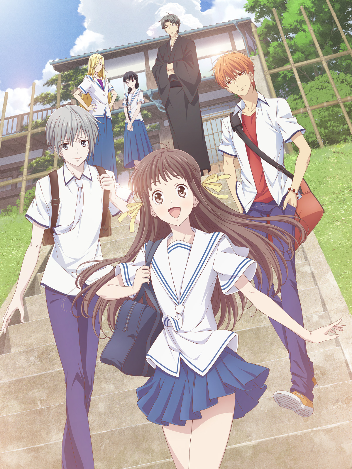 Featured image for (Initial) Final Thoughts on Fruits Basket: Sadness, Bad Parents.