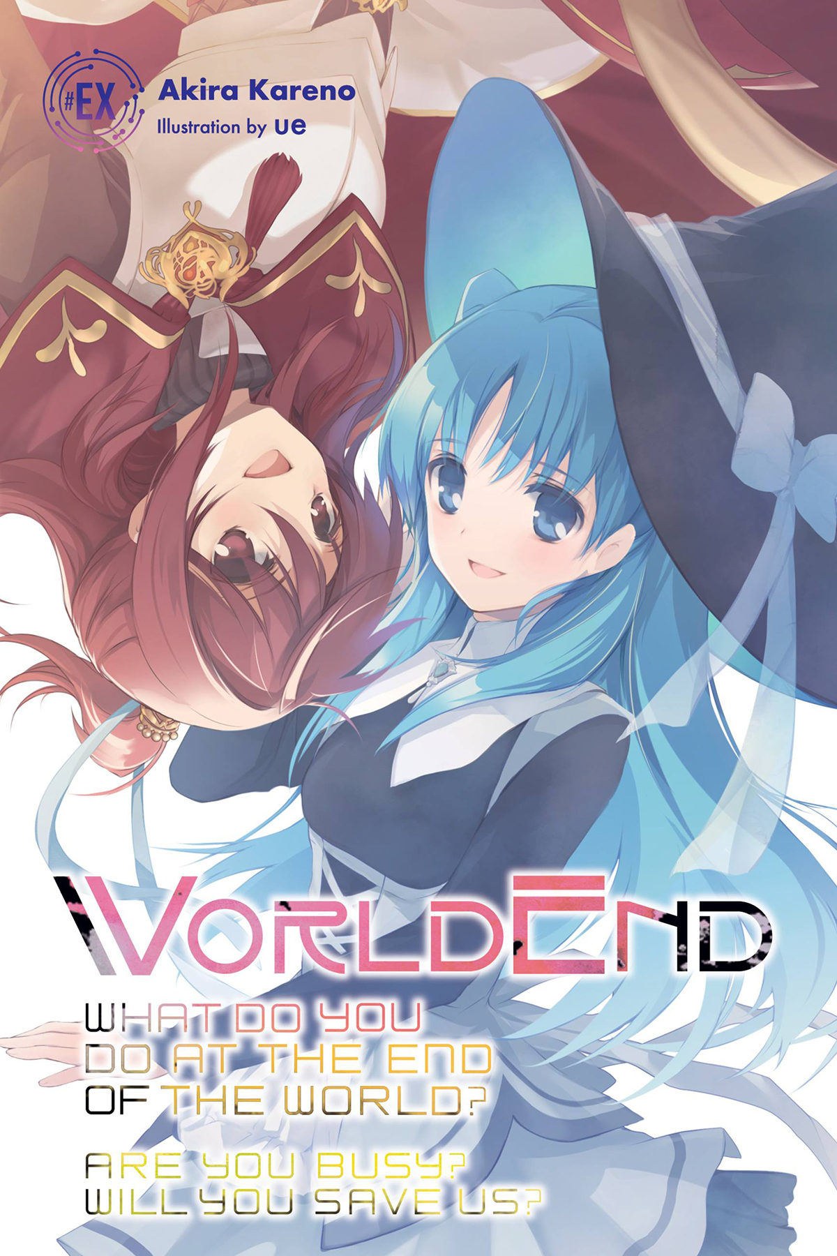 Featured image for WorldEnd: What Do You Do at the End of the World? Are You Busy? Will You Save Us? #Ex Review