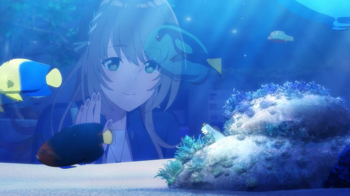 Featured image for Aquatope of White Sand Episode 1: Search for the Self in the Sea
