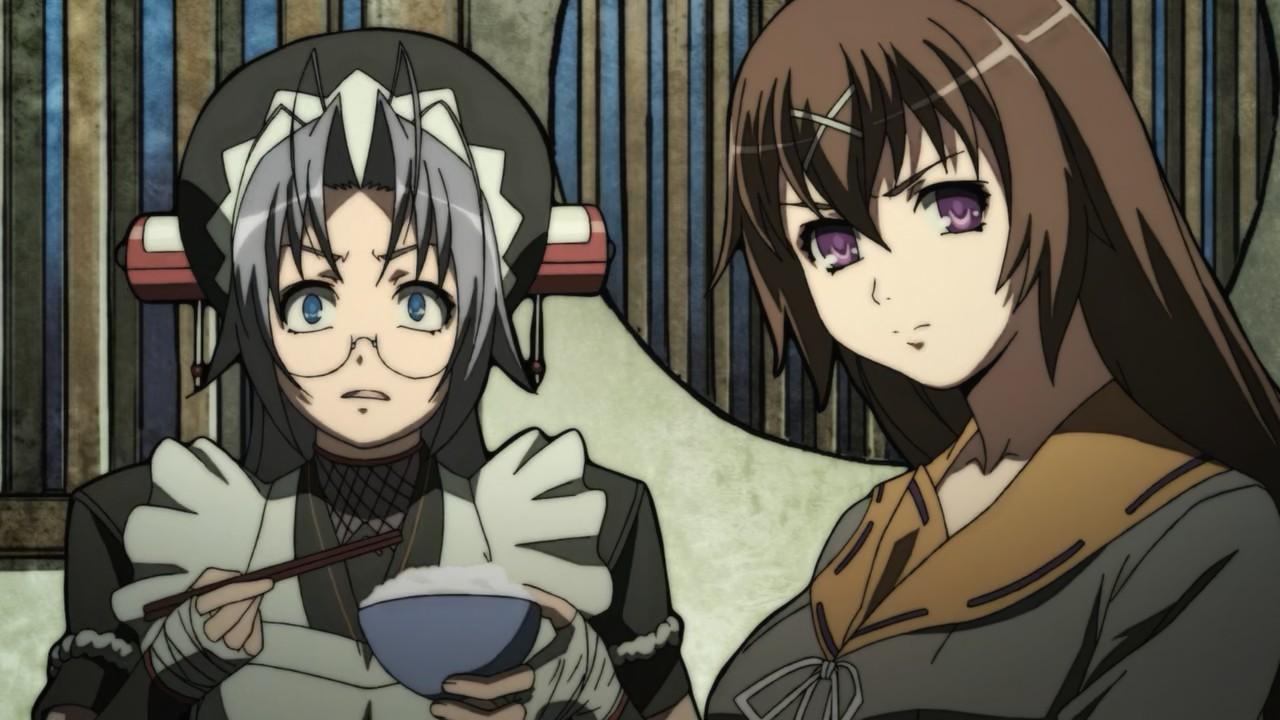 Featured image for Hyakka Ryouran: Samurai Girls (Episode 3) – The Identity of the Master Samurai