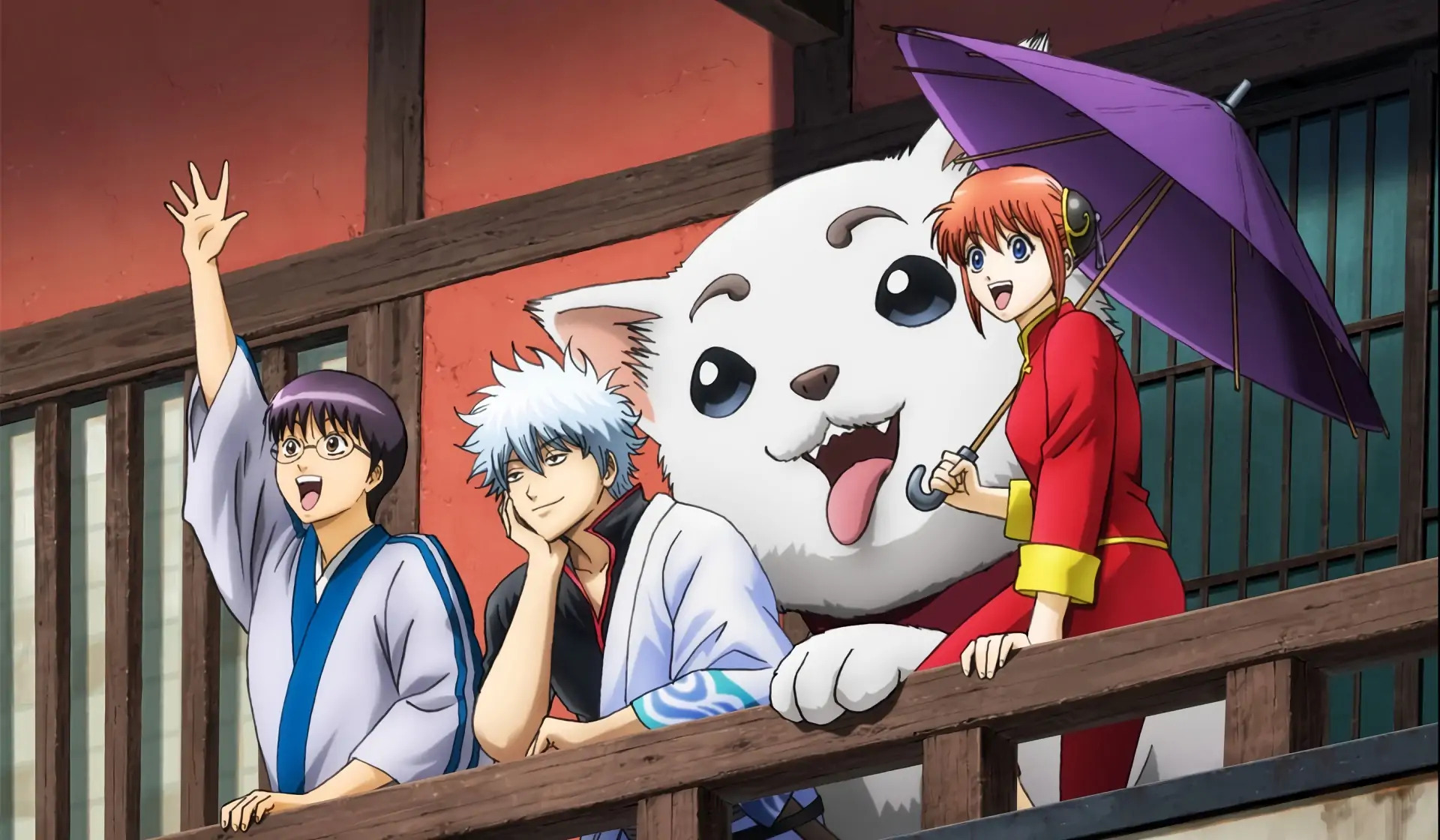 Featured image for Keeps Getting Better! – Gintama: Enchousen(Season 3) Anime Review