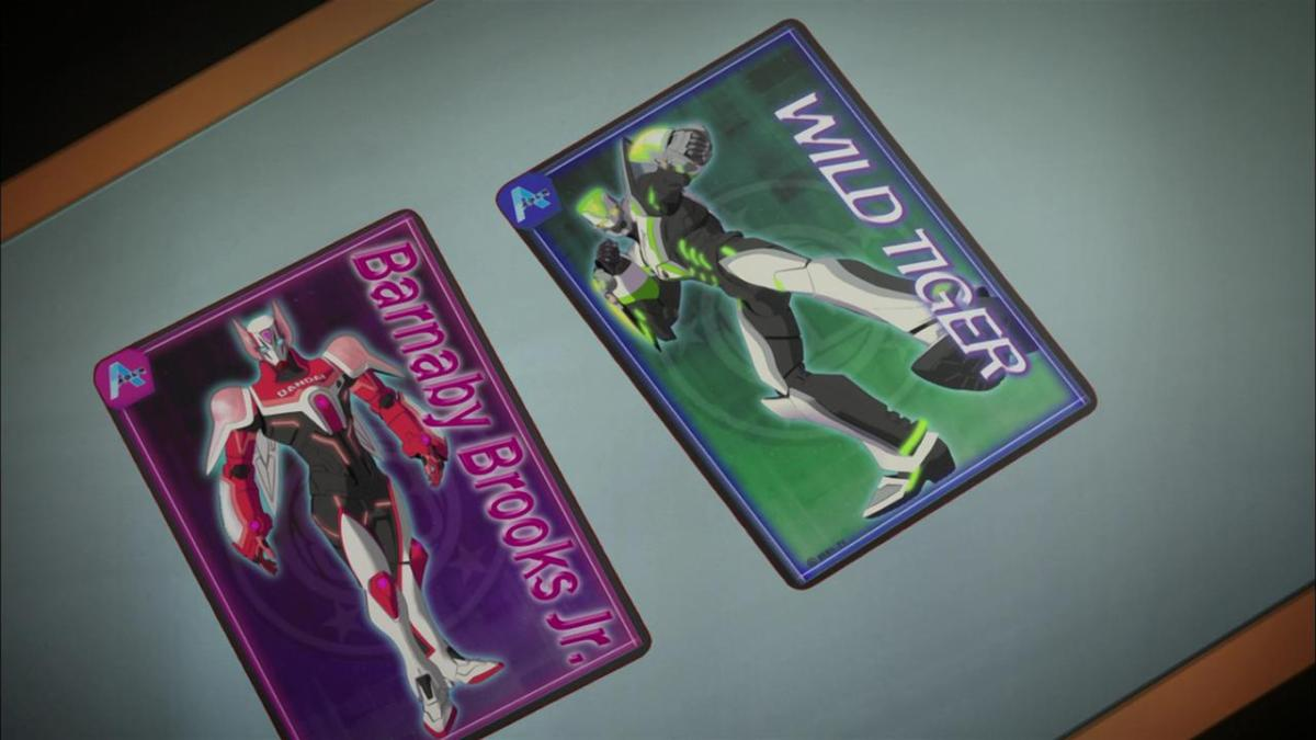 Featured image for Tiger & Bunny