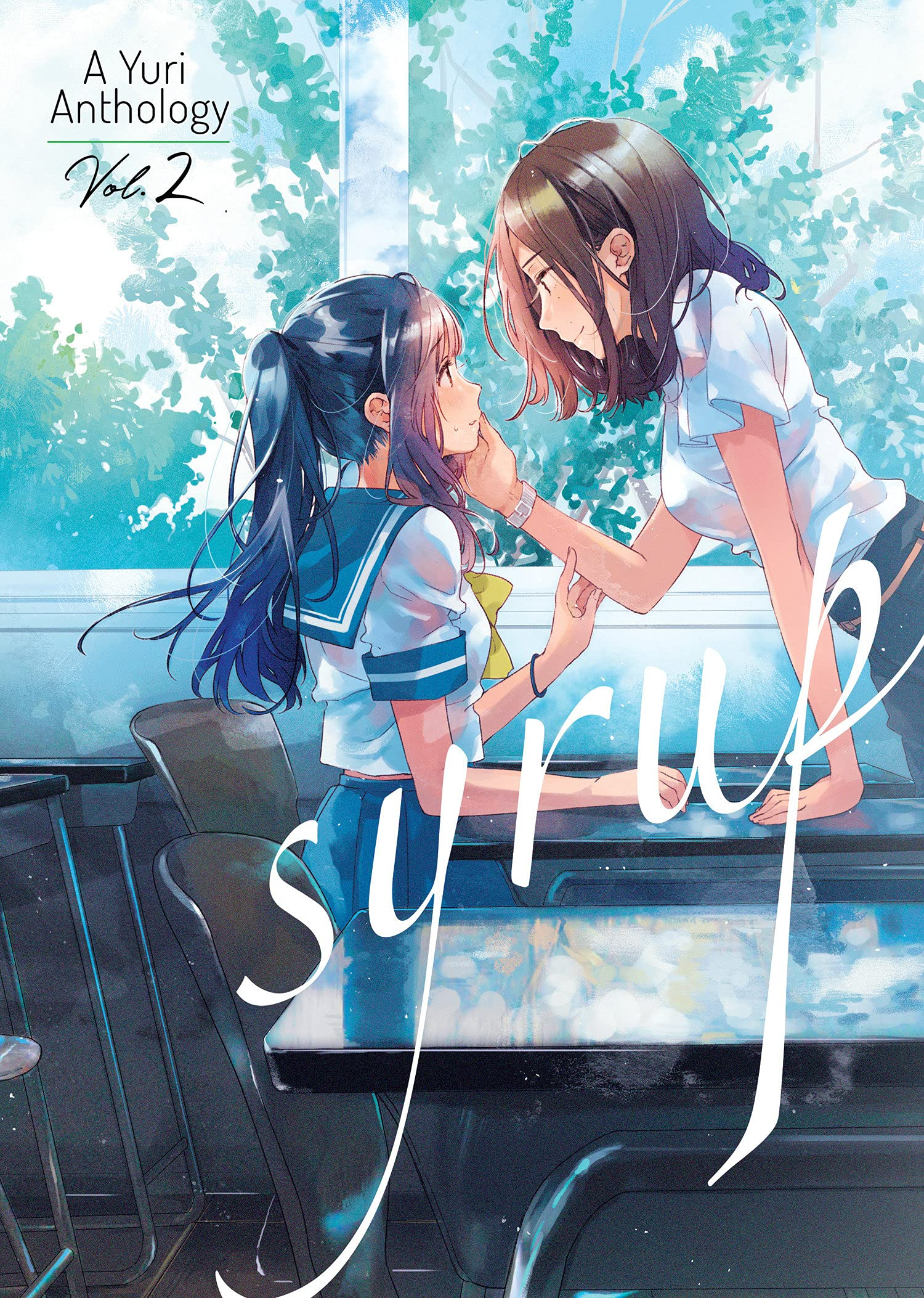 Featured image for Thoughts on Syrup: A Yuri Anthology Volume 2