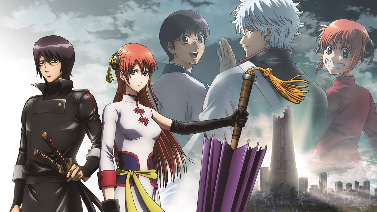 Featured image for Gintama's Best Yet – Gintama: The Final Chapter – Be Forever Yorozuya Anime Review