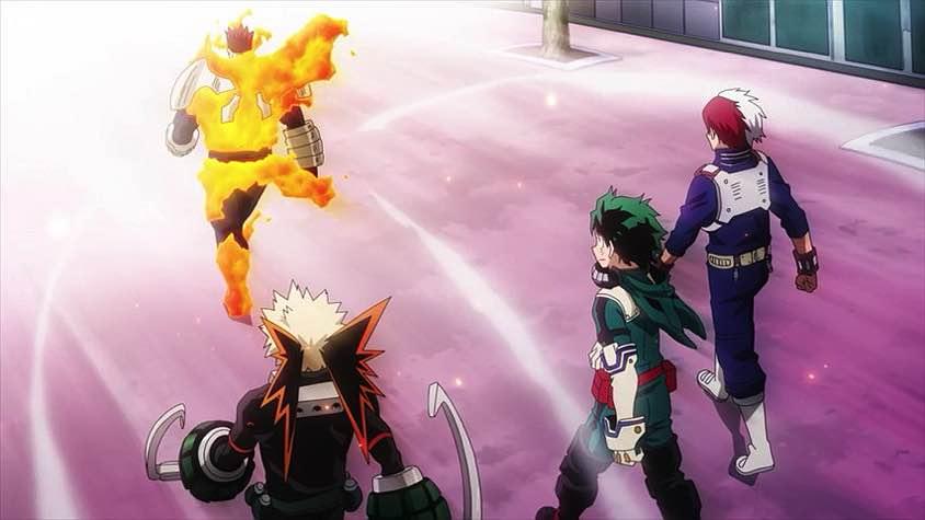 Featured image for Boku no Hero Academia Season 5 – 15