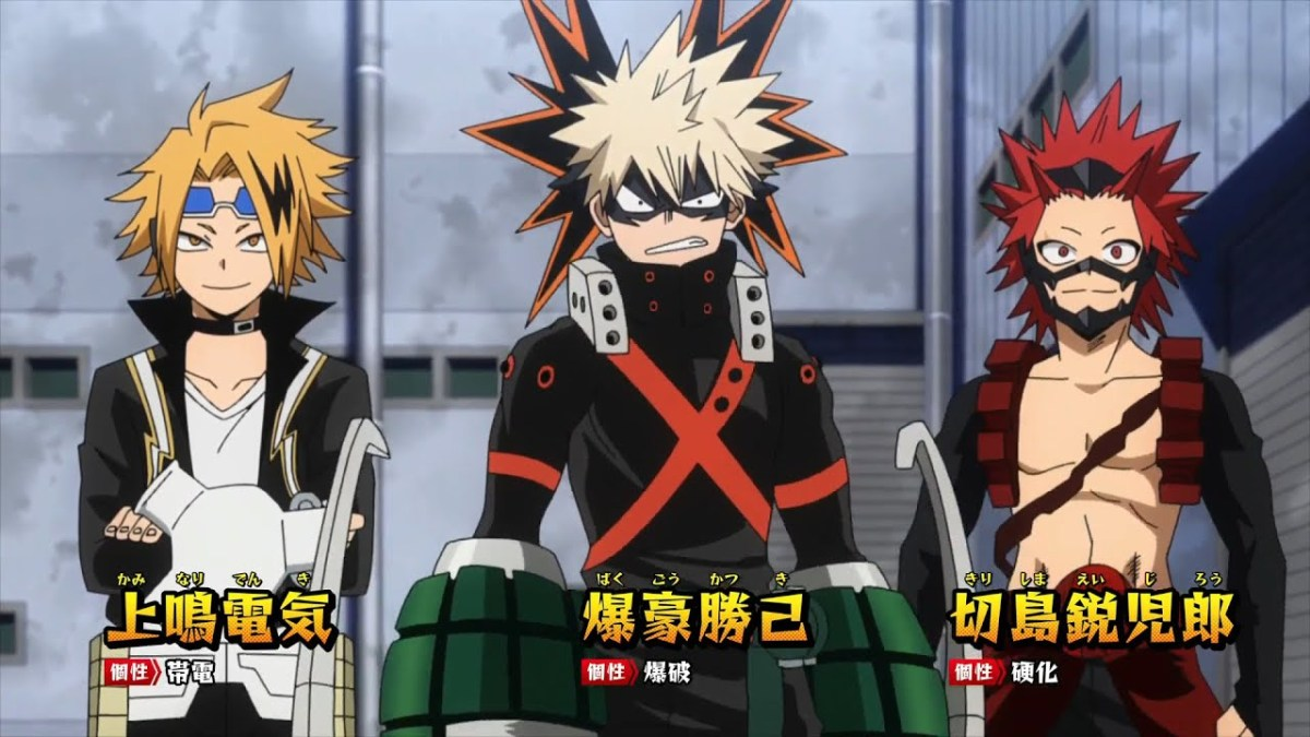 Featured image for Bakugou Figures Are Pre-Ordered