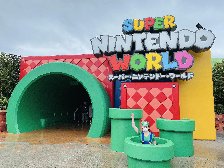 Featured image for Exploring Super Nintendo World at Universal Studios, Osaka