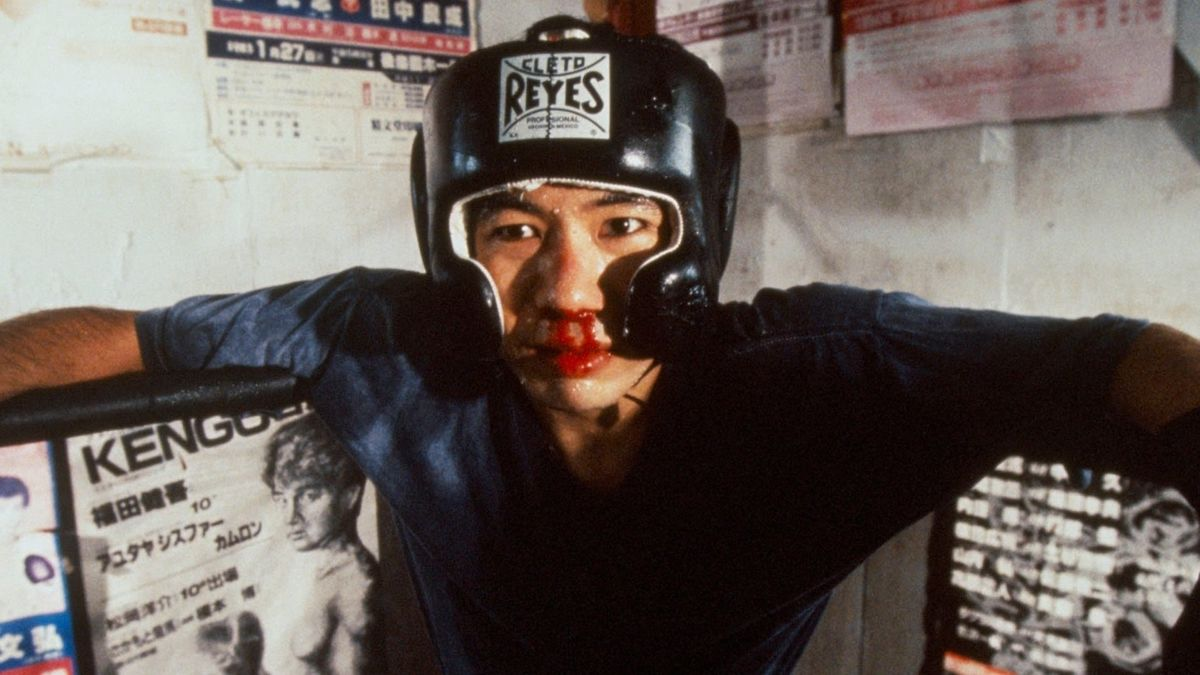Featured image for Tokyo Fist (1995) by Shinya Tsukamoto