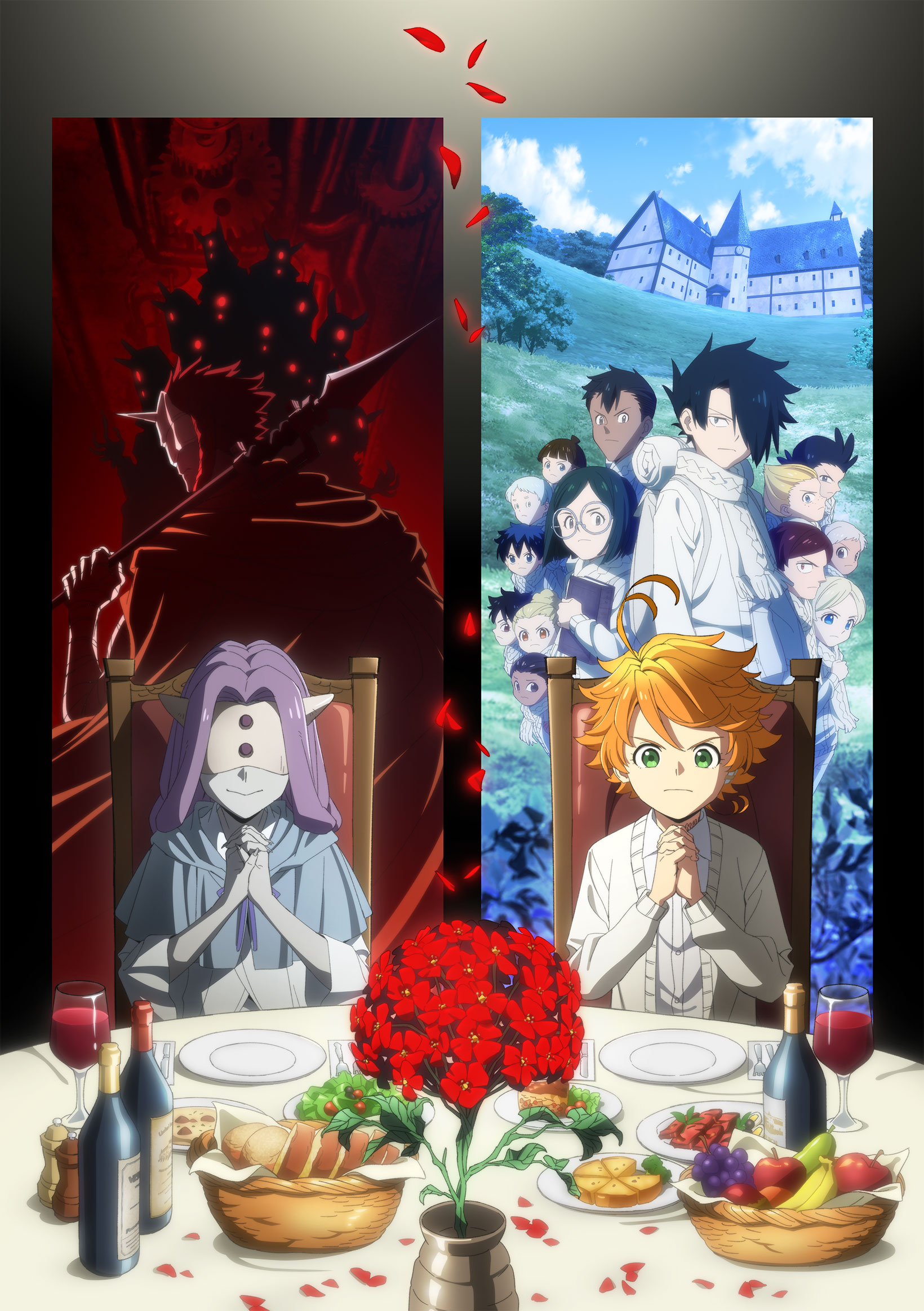 Featured image for The Promised Neverland Season 2: Wha' Happuned?