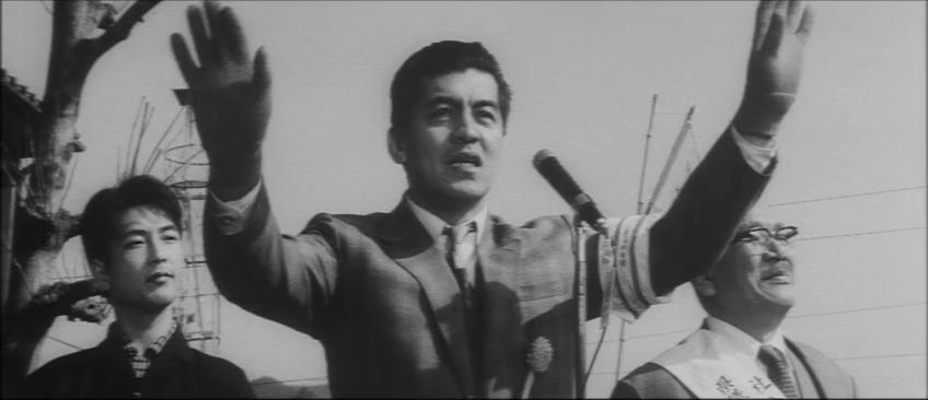 Featured image for Tale of Japanese Burglars (にっぽん泥棒物語, Satsuo Yamamoto, 1965)