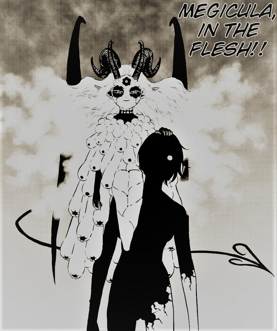 Featured image for Asta And His Connection To The Megicula- Black Clover THEORY