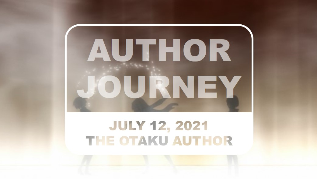 Featured image for Author Journey (July 12, 2021)