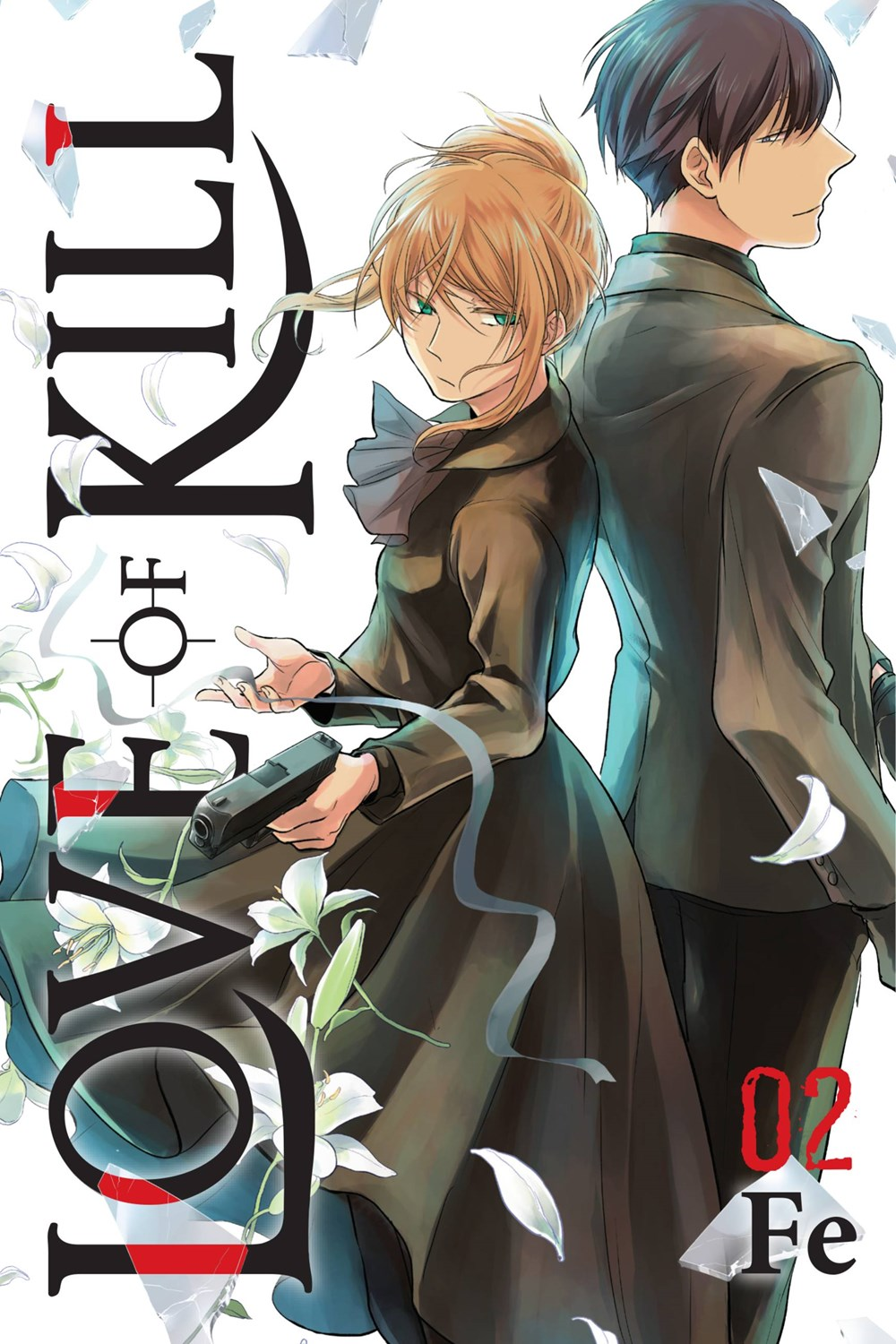 Featured image for Love of Kill Volume 2 Review