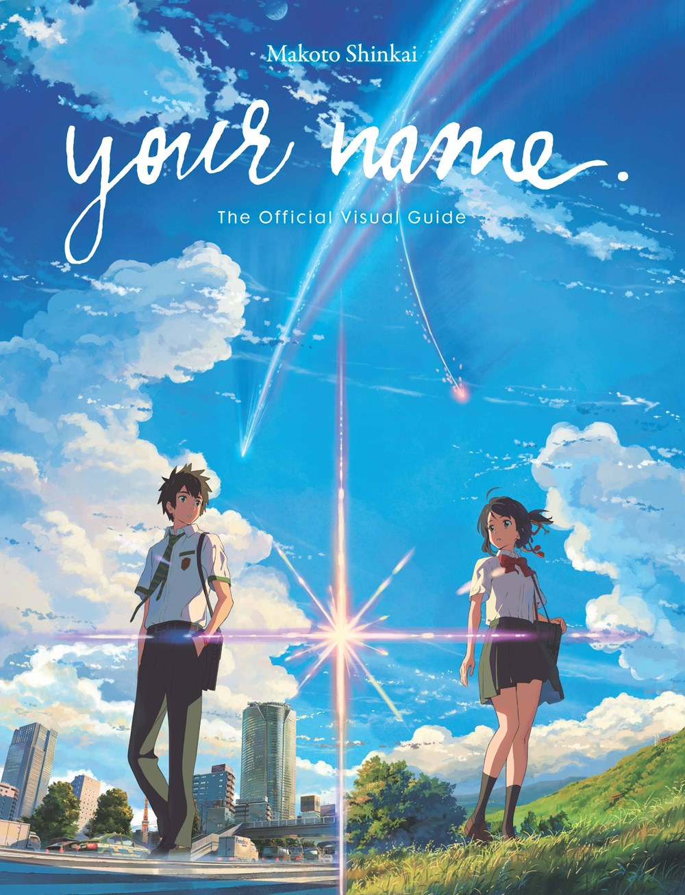 Featured image for your name.: The Official Visual Guide Review