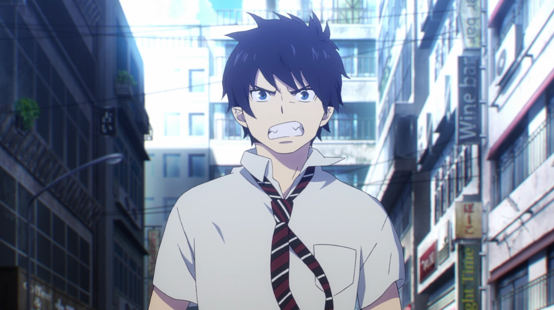 Featured image for Blue Exorcist Kyoto Saga Episode 1 Review