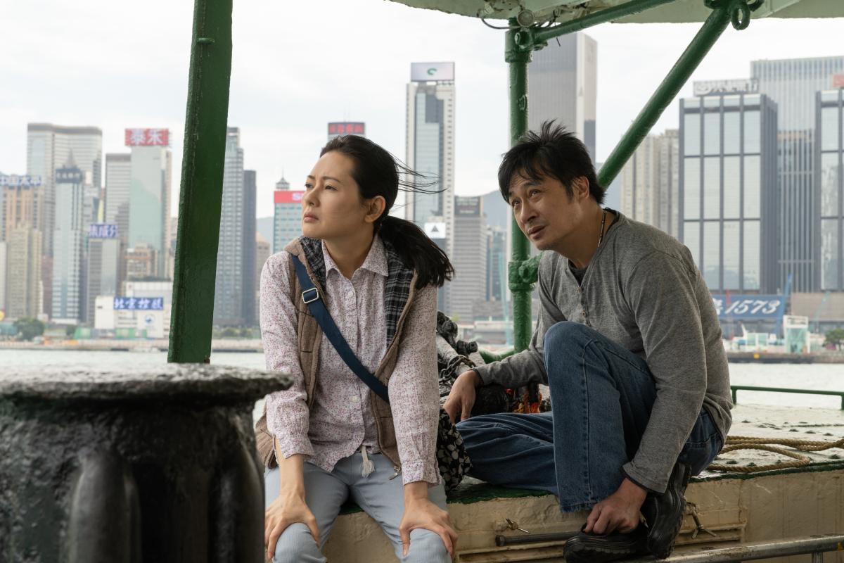 Featured image for Drifting (濁水漂流, Jun Li, 2021)