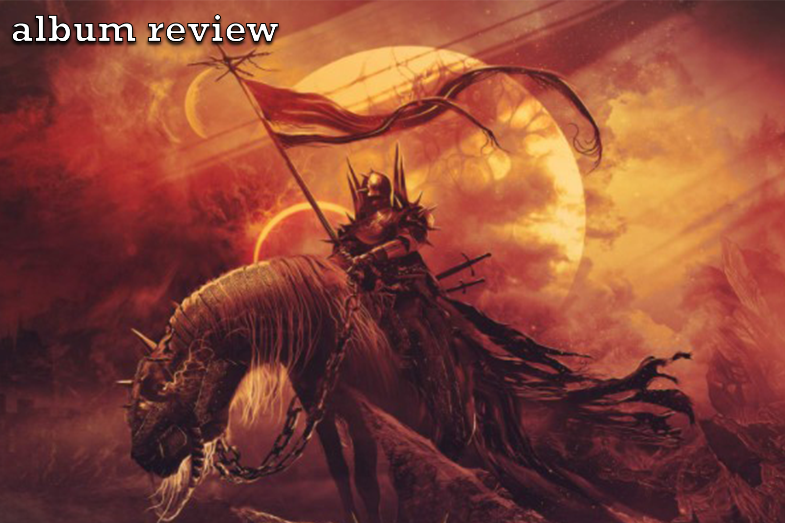Featured image for Take a Drink Every Time I Compare This Band to Sojourner: Stormruler — Under the Burning Eclipse Album Review