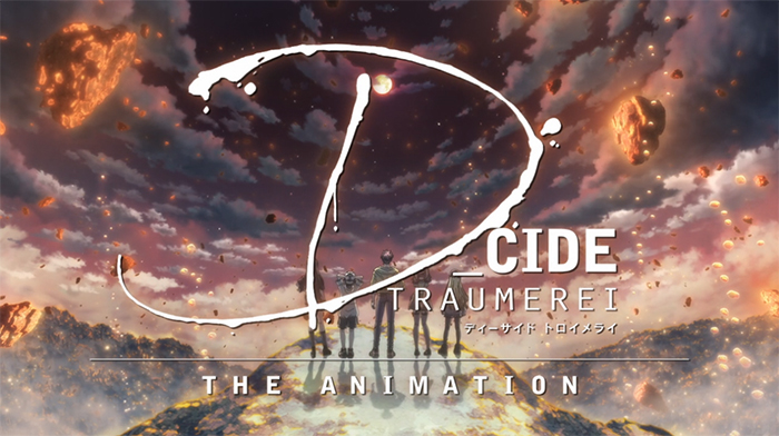 Featured image for First Look: D_Cide Traumerei the Animation