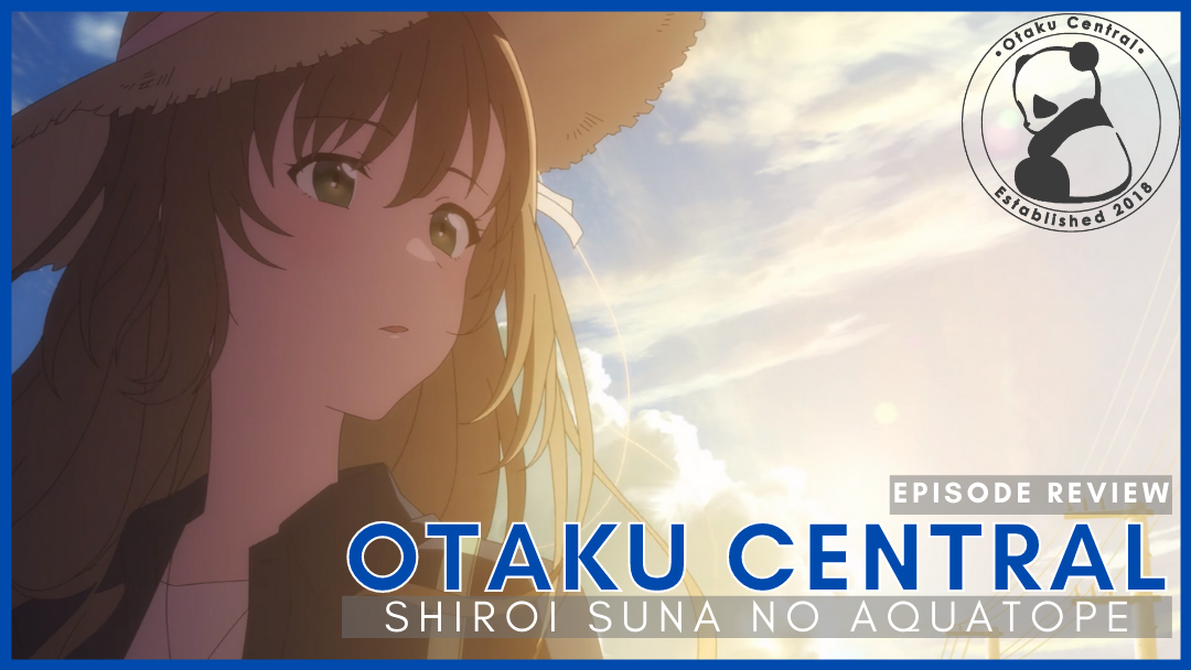 Featured image for Shiroi Suna no Aquatope | Episode 1 Review