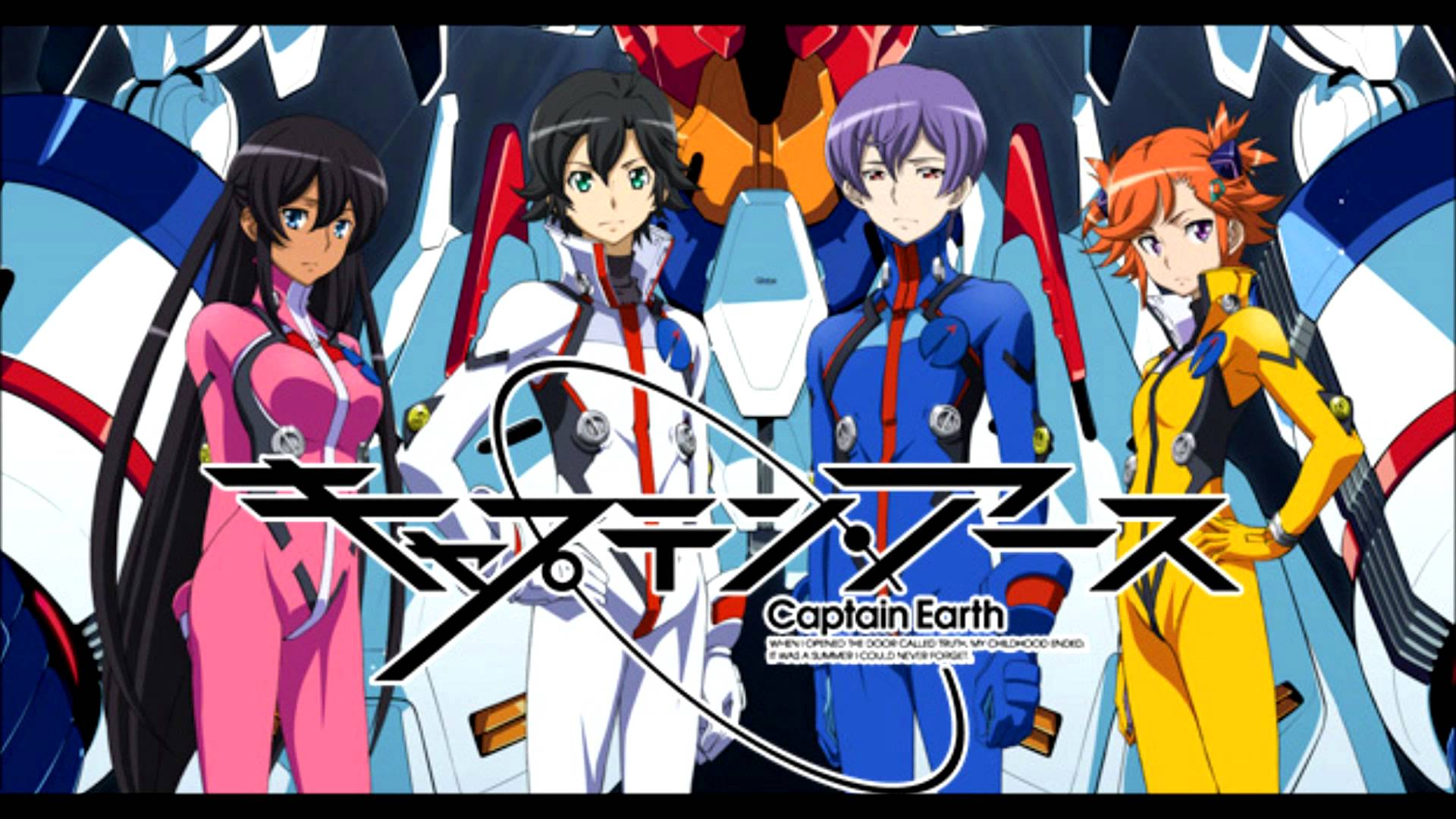 Featured image for Captain Earth Series Review: Earth is Doomed and As Usual Only a Group of Teens (And Robots) Can Save Us