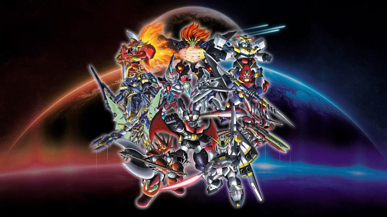 """Featured image for Super Robot Wars 30 Thoughts, or """"I MUST GET THIS GAME"""""""