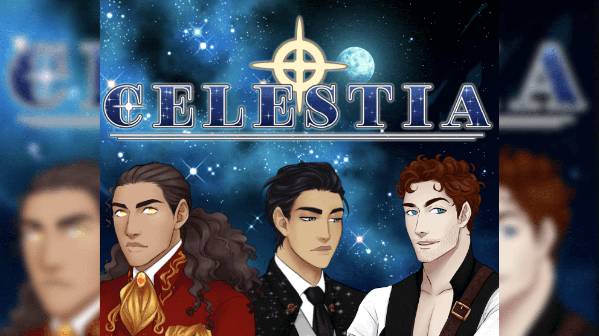 Featured image for Celestia Indie Otome Review