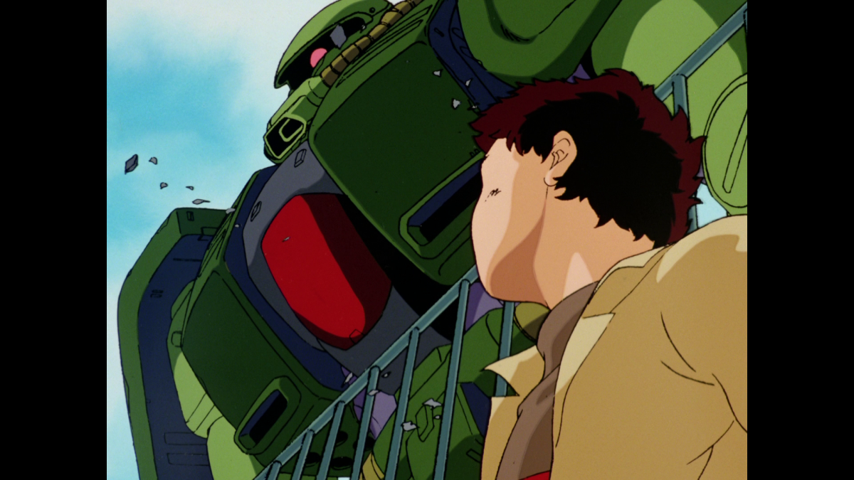 Featured image for Mobile Suit Gundam 0080: War in the Pocket