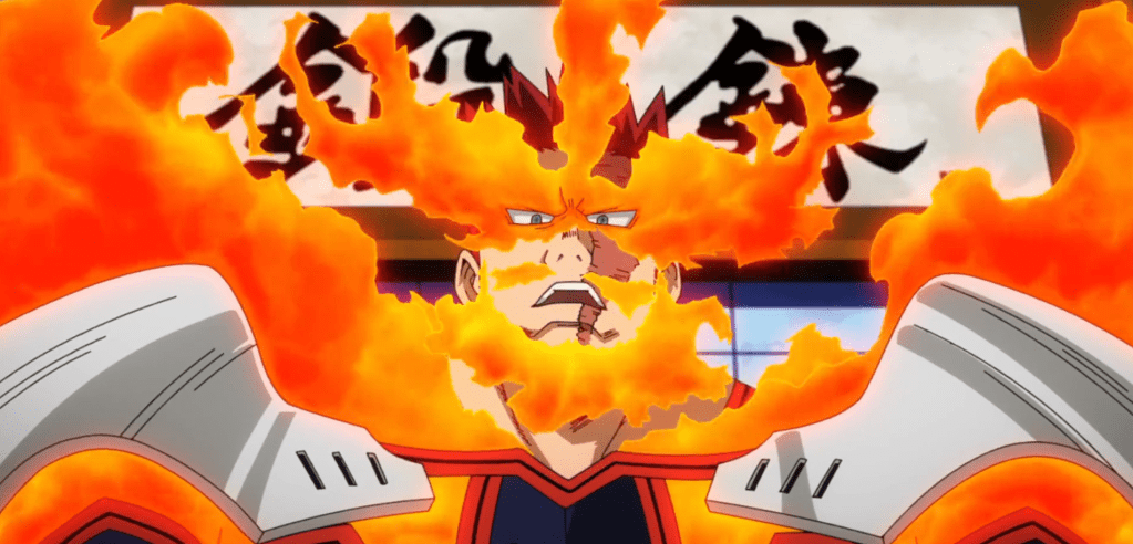 Featured image for My Hero Academia Season 5 Episode 15: Endeavor step up to teach