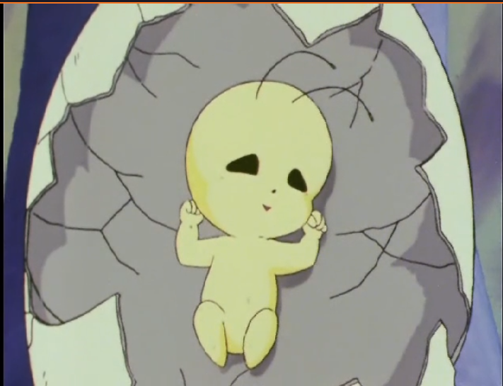 Featured image for Is it better to kill the babies in Galaxy Express 999?