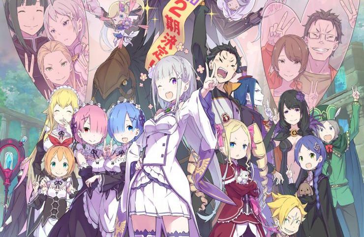 Featured image for Re:Zero Starting Life in Another World  Re:ゼロから始める異世界生活 Re:Zero kara Hajimeru Isekai Seikatsu