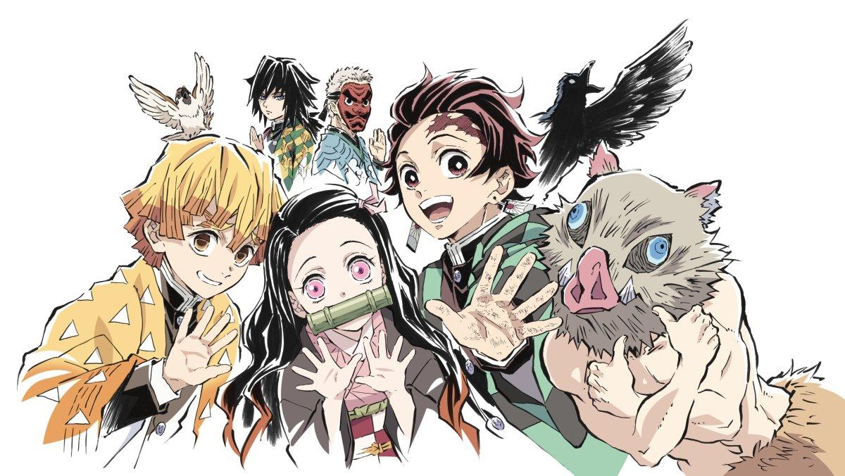 Featured image for Demon Slayer 鬼滅の刃 Kimetsu no Yaiba