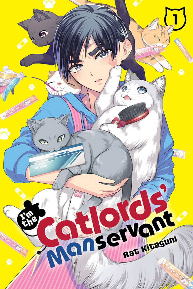 Featured image for I'm the Catlord's Manservant Volume 1 Review