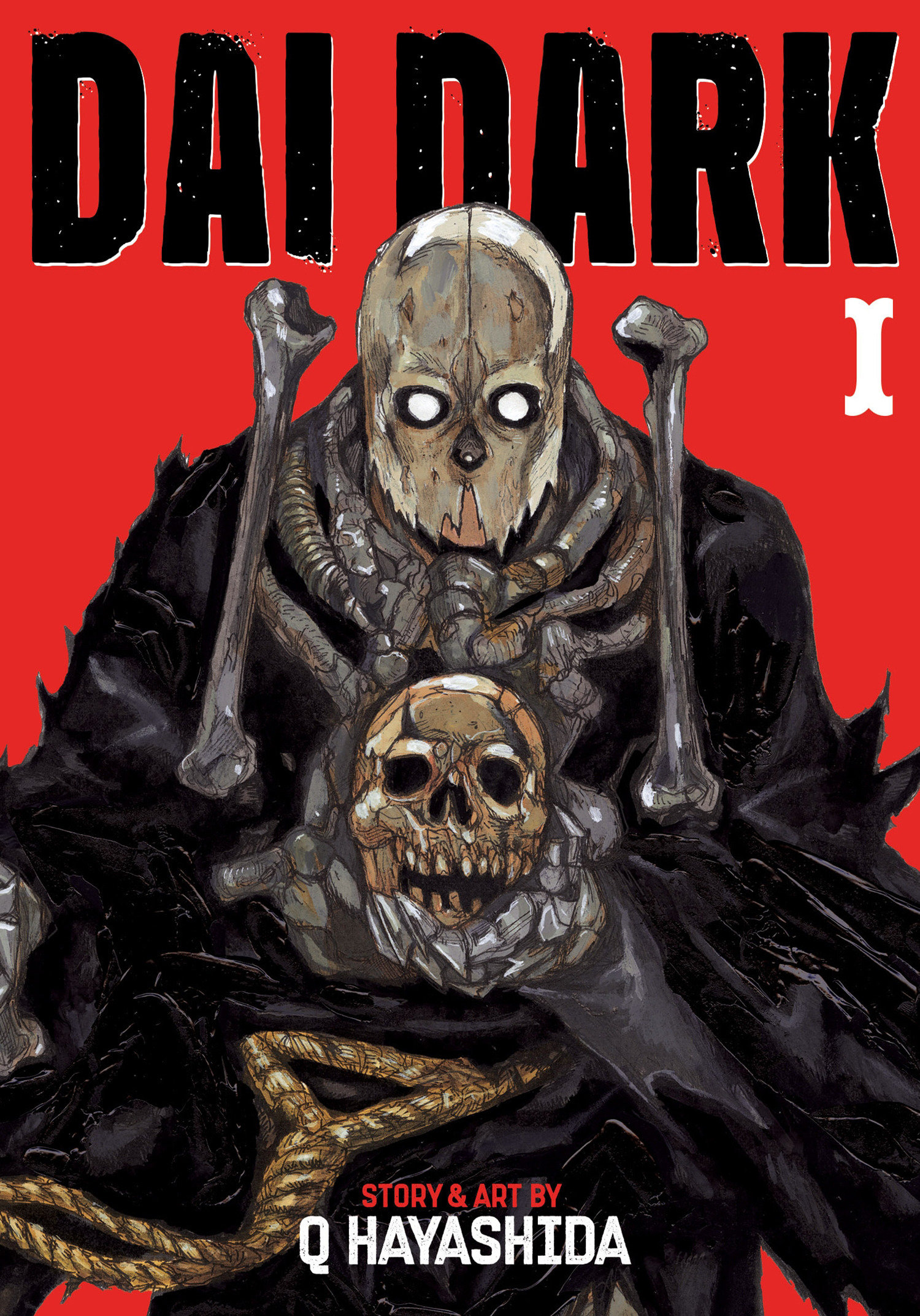 Featured image for Dai Dark Volume 1 Review