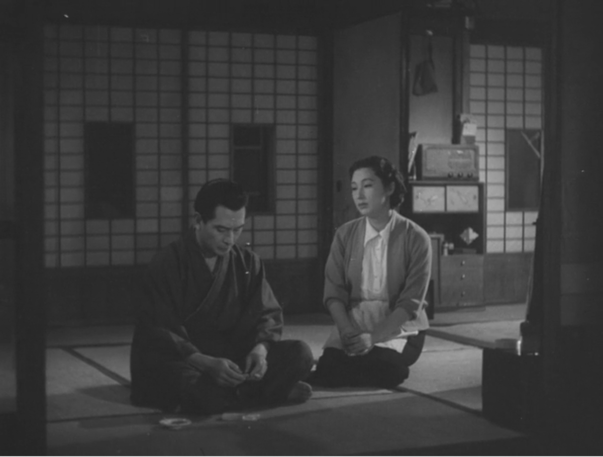 Featured image for Wife (妻, Mikio Naruse, 1953)
