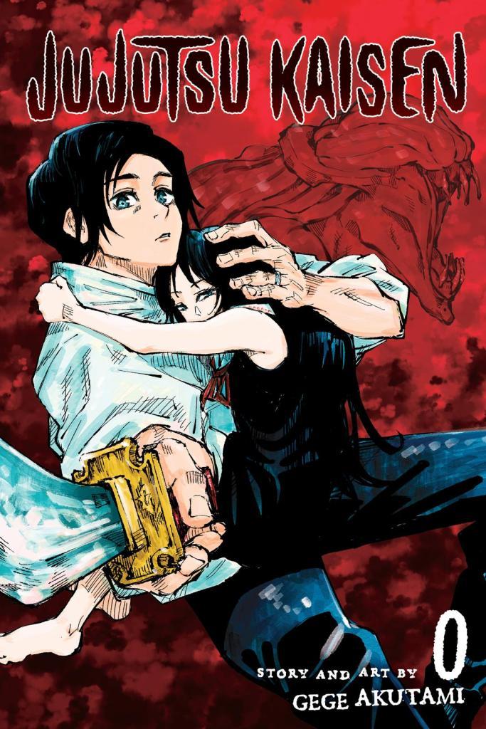 Featured image for Jujutsu Kaisen Volume 0: Introducing the strongest sorcerer Yuta Okkotsu