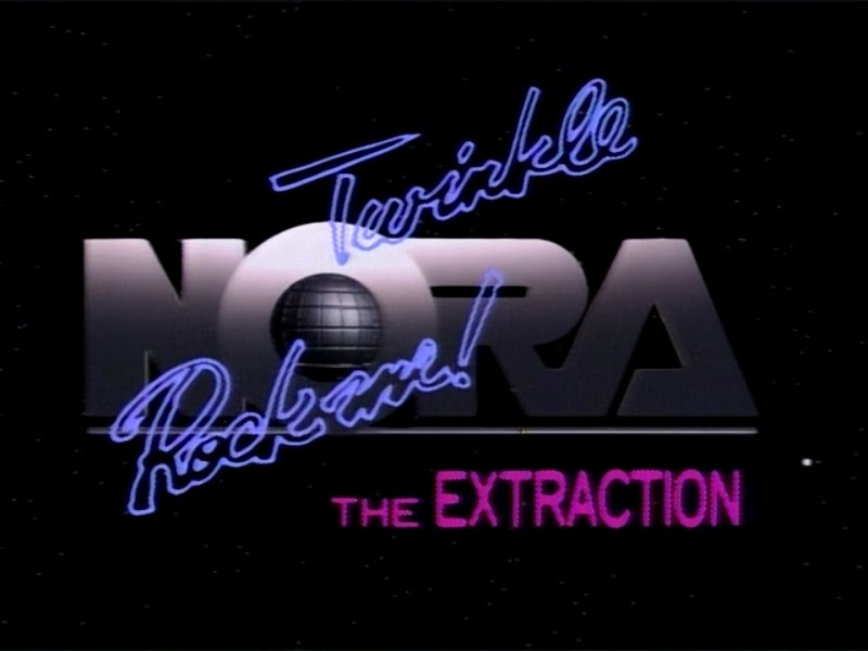 Featured image for Twinkle NORA Rock Me! - The Extraction (Behind the Scenes)