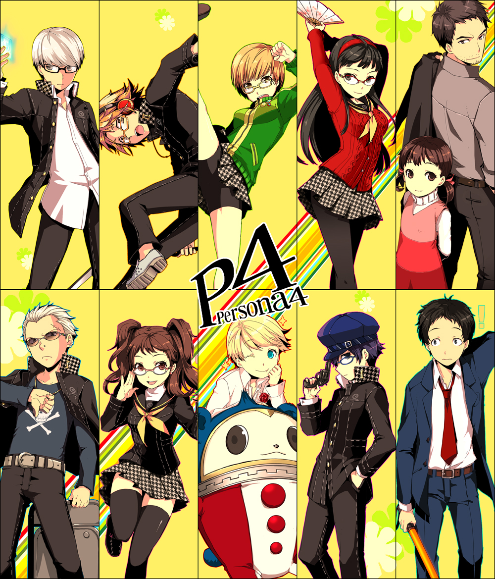 Featured image for Persona 4: The Animation